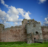 Tantallon castle Stock Photos