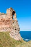 Tantallon Castle Royalty Free Stock Photo