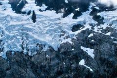 Tantalus-Berge stockfoto