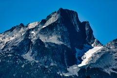 Tantalus Osiąga szczyt Kanada Zdjęcia Stock