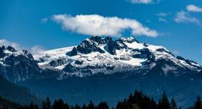 Tantalus Osiąga szczyt Kanada Zdjęcie Stock