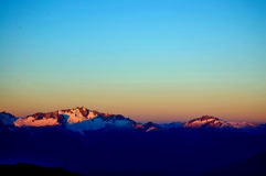 Tantalus Panorama royalty free stock images