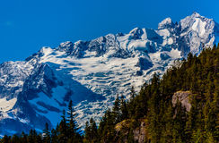 Tantalus Peaks Canada Royalty Free Stock Photography