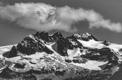 Tantalus Peaks Canada Royalty Free Stock Image