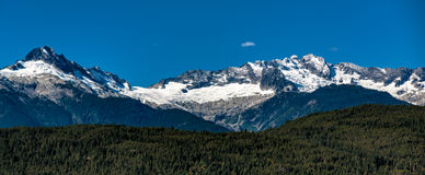 Tantalus Peaks Canada Stock Images