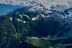 Tantalusbergen Stock Fotografie