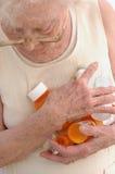 Tante medicine fotografie stock libere da diritti