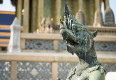 Tantima Bird Statue in Grand Palace Royalty Free Stock Photos