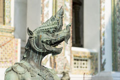 Tantima Bird Statue in Grand Palace Royalty Free Stock Images