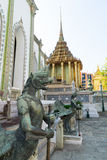 Tantima Bird Statue in Grand Palace Stock Image