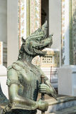 Tantima Bird Statue in Grand Palace Stock Photos