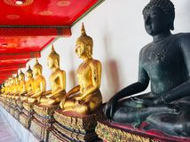 Tanto Buddha immagini stock