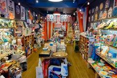 Tantrum Kids Retail Store Royalty Free Stock Photography