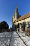 Tanworth church Stock Images