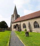 Tanworth church Stock Image