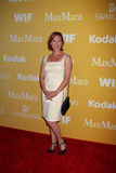 Tanya Franks arrives at the City of Hope's Music And Entertainment Industry Group Honors Bob Pittman Event. LOS ANGELES - JUN 12:  Tanya Franks arrives at the Stock Photography