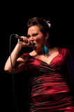 Tanya Tagaq Gillis Royalty Free Stock Photography