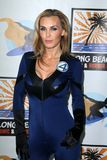 Tanya Tate at Long Beach Comic and Horror Con, Long Beach Convention Center, Long Beach, CA 10-30-11 Royalty Free Stock Images