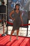 """Tanya Wright """"na premier da estação 3 do sangue verdadeiro"""" de HBO, abóbada do Cinerama, Hollywood, CA 06-08-10 imagem de stock"""