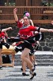 Tanz Stockfoto