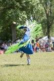 Tanz des amerikanischen Ureinwohners Lizenzfreies Stockbild