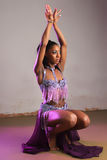Tanz-Haltung Stockfoto