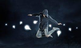 Tanz mit mir Lizenzfreies Stockfoto
