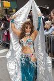 Tanz-Parade 2013 Stockbild