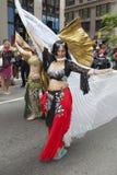 Tanz-Parade 2013 Lizenzfreie Stockfotografie