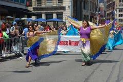 2014 Tanz-Parade Stockbild