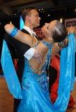 Tanz-Turnier Stockfotografie