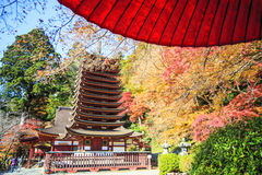 Tanzan Shrine , also known as the Danzan Shrine, is a Shinto shr Stock Images