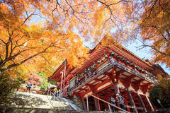 Tanzan Shrine Stock Photography