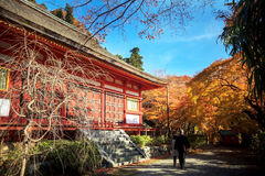 Tanzan Shrine Stock Photos