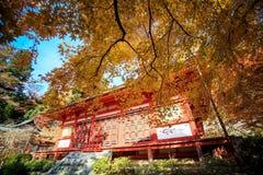 Tanzan Shrine Royalty Free Stock Image
