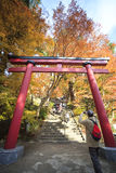 Tanzan Shrine Royalty Free Stock Photo