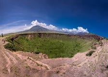 Tanzania landskap Arkivbild