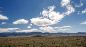 Tanzania meadows Stock Photo