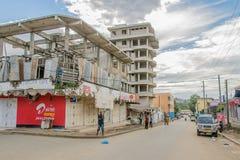 Tanzania - Mwanza Stock Photo