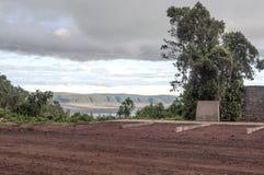 Tanzania parking Stock Photography