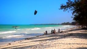Tanzania plaża zbiory wideo