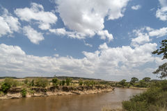 Tanzania river Stock Images