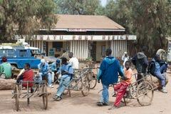 Tanzania - Street life Stock Image
