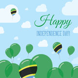 Tanzania, United Republic of Independence Day. Royalty Free Stock Image