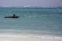 Tanzania - Zanzibar Royalty-vrije Stock Fotografie