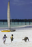 Tanzania - Zanzibar Royalty-vrije Stock Foto