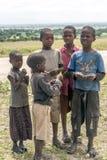 Tanzanian boys Royalty Free Stock Images