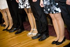 Tanzen Lizenzfreies Stockbild