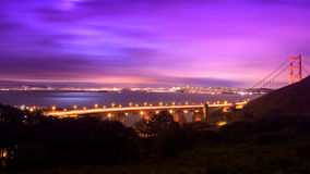 Tanzen Bliss Illuminated Lizenzfreie Stockfotografie