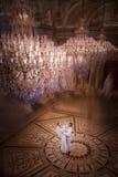 Tanzen-Hochzeitspaare stockbilder